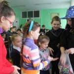 Развлекательная программа, подготовленная для воспитанников центра коррекционно-развивающего обучения и реабилитации, подарила ребятам отличное настроение 1