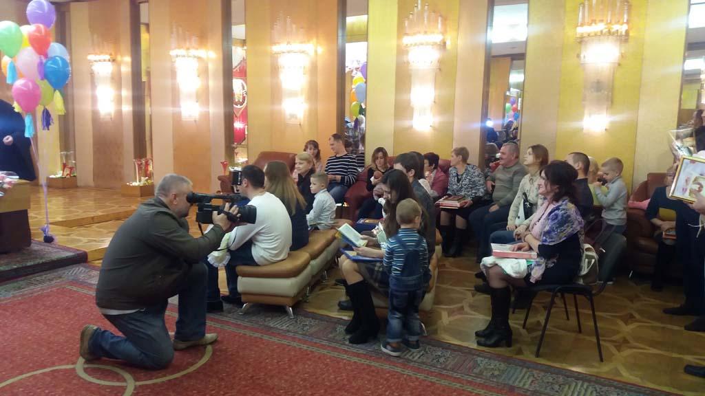 Выступление председателя Брестского областного отделения на VI конференции Белорусского фонда мира 9