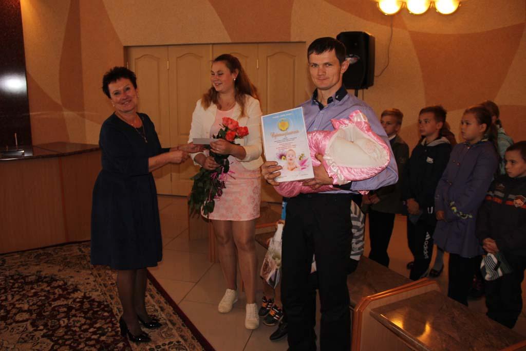 Выступление председателя Брестского областного отделения на VI конференции Белорусского фонда мира 3