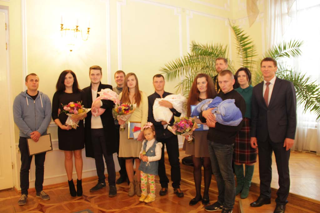 Выступление председателя Брестского областного отделения на VI конференции Белорусского фонда мира 16