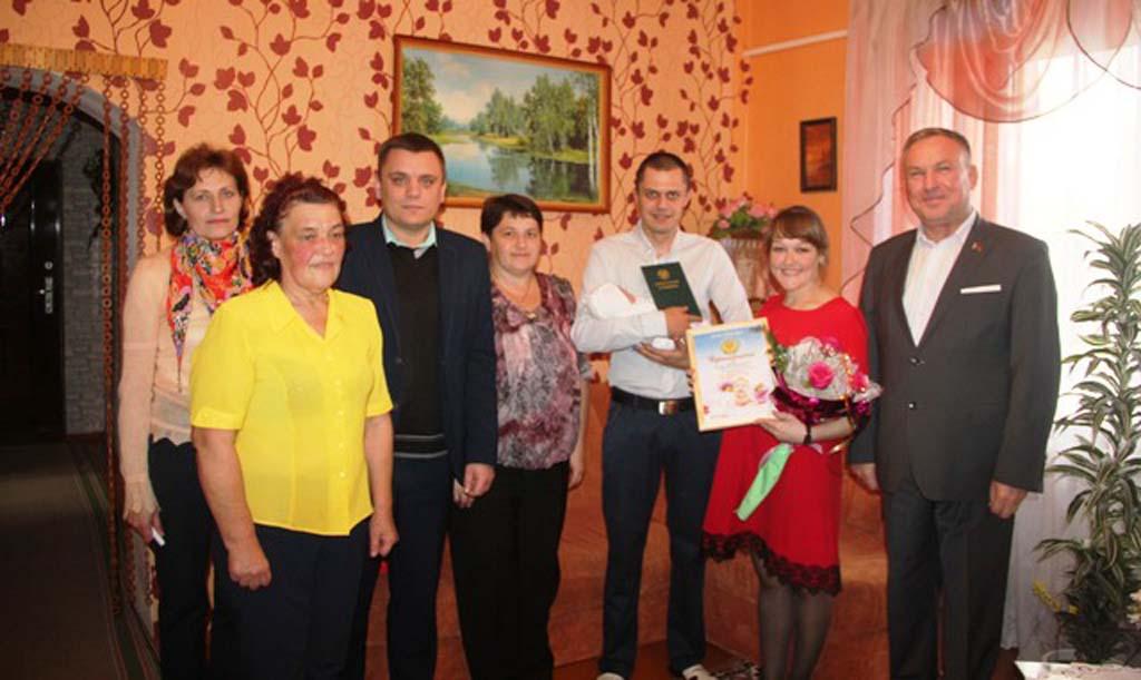 Выступление председателя Брестского областного отделения на VI конференции Белорусского фонда мира 15