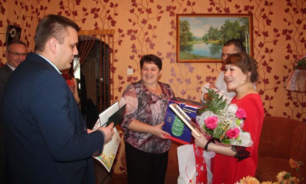 Выступление председателя Брестского областного отделения на VI конференции Белорусского фонда мира 14